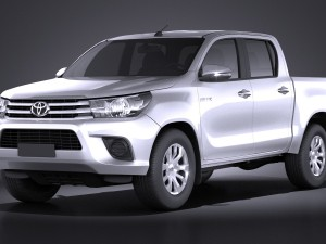 Toyota Hilux Double Cab 2016 base