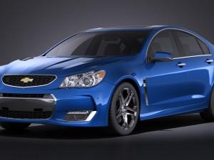 Chevrolet SS 2016 VRAY