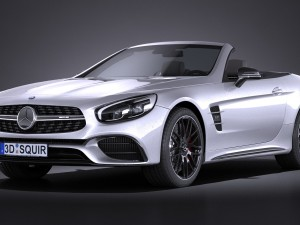 Mercedes-Benz SL 63 AMG 2017