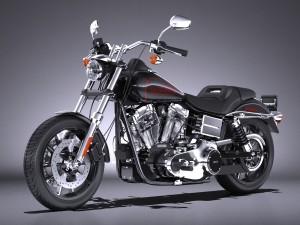 Harley-Davidson Dyna Lowrider 2016