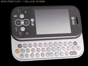 LG Neon cell phone