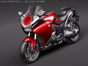 Honda VFR1200 2010