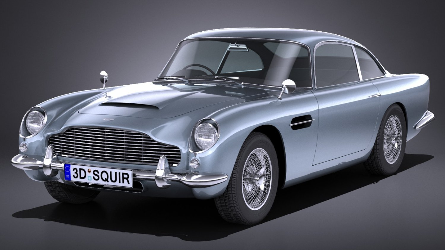 3DExport LowPoly Aston Martin DB5 1963 3D Model in Classic Cars 3DExport $5.00*· In stock·Brand: 3DExport.com Royalty free LowPoly Aston Martin DB5 1963 3D Model by SQUIR. Available formats: c4d, max, obj, fbx, ma, blend, 3ds, 3dm, stl - 3DExport.com * Check website for latest pricing and availability. Images may be subject to copyright. Learn More Related images