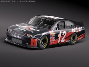 NASCAR 2010 Dodge Challenger