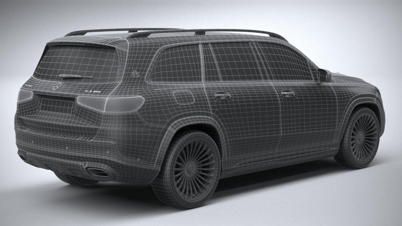 2021 Mercedes Ml Class Interior