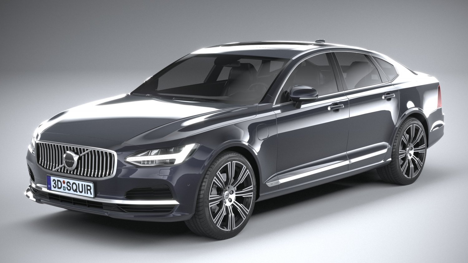 2020 Volvo S90 Research New