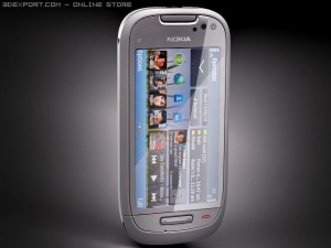 Nokia c7 cell phone