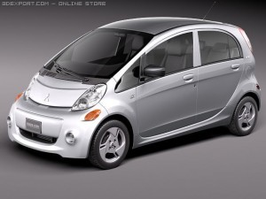 Mitsubishi iMiEV USA 2012