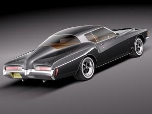 Buick Riviera GS Boattail 1971