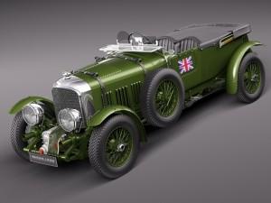 Bentley 45 litre Blower 1929
