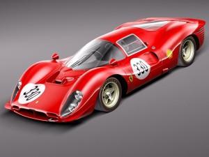 Ferrari p330 P3 1966