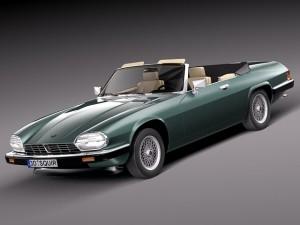 Jaguar XJS convertible 1975