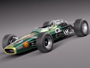 Lotus 49 19671970