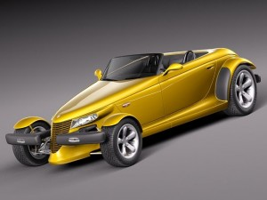 Plymouth Prowler stock 19972002