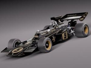 Lotus 72d 1970 John Player Special Grand Prix