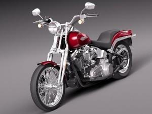 Harley Davidson Softail Springer 2006