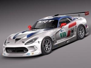 Dodge Viper GTSR 2013 Race car