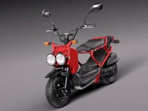 Honda Zoomer Ruckus 2013