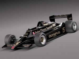 Lotus 79 John Player Special Grand Prix 1978