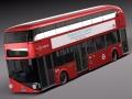 London bus LT2 LT61 BHT Arriva