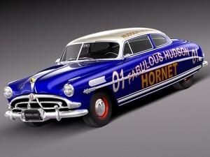 Hudson Hornet 1951 to 1954