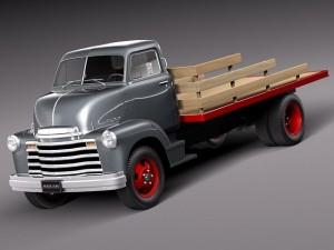 Chevrolet COE Truck 1950