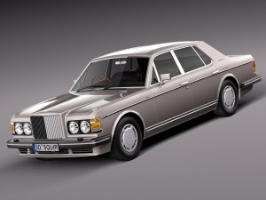Bentley Turbo R 1988 to 1997