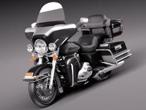HarleyDavidson Electra Glide 2013