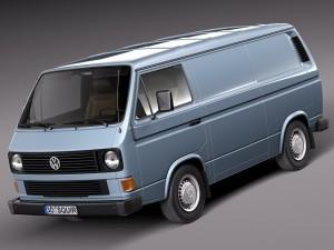 Volkswagen T3 Van 1979 to 1988