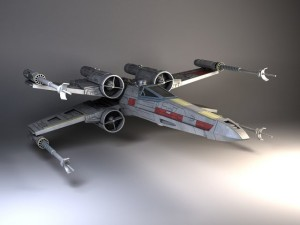 Star Wars XWing Fighter