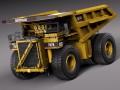 CAT Haul Truck 797B