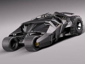 Batmobile 2005