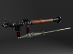 RPG7 Bazooka