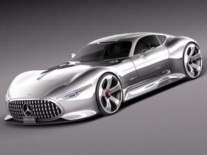 Mercedes Benz Vision Gran Turismo Concept