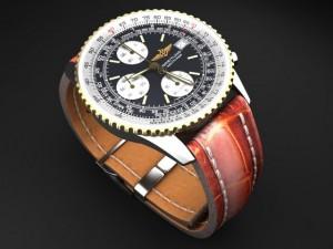 Breitling Old Navitimer II mens luxury watch