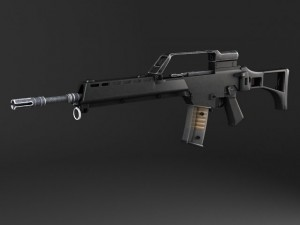 Heckler  Koch G36 Assault Rifle