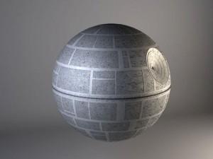Star Wars Death Star Complete