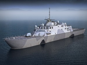 USS Independence LCS1