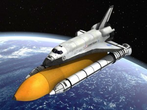 NASA Discovery Space shuttle