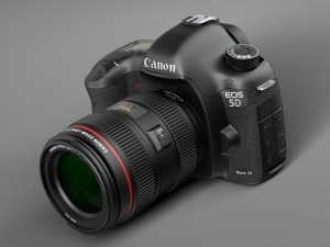 Canon EOS 5d Mark III Photo Camera