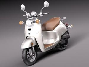 Yamaha Vino Classic 2014