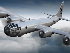 Boeing B29 Superfortress Bomber