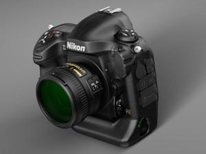 Nikon D4 Photo Camera