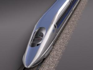 Shinkansen Speed Train 2014
