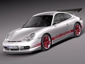 Porsche 911 GT3RS 2004