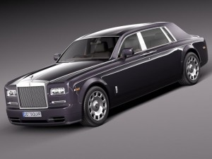 RollsRoyce Phantom Long 2013