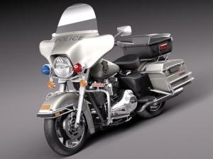 Harley Davidson Electra Glide Police 2013