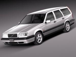 Volvo 850 Wagon 1991 to 1997