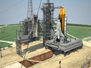 NASA Kennedy Space Center 39B