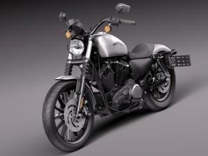 Harley Davidson Iron 883 2015